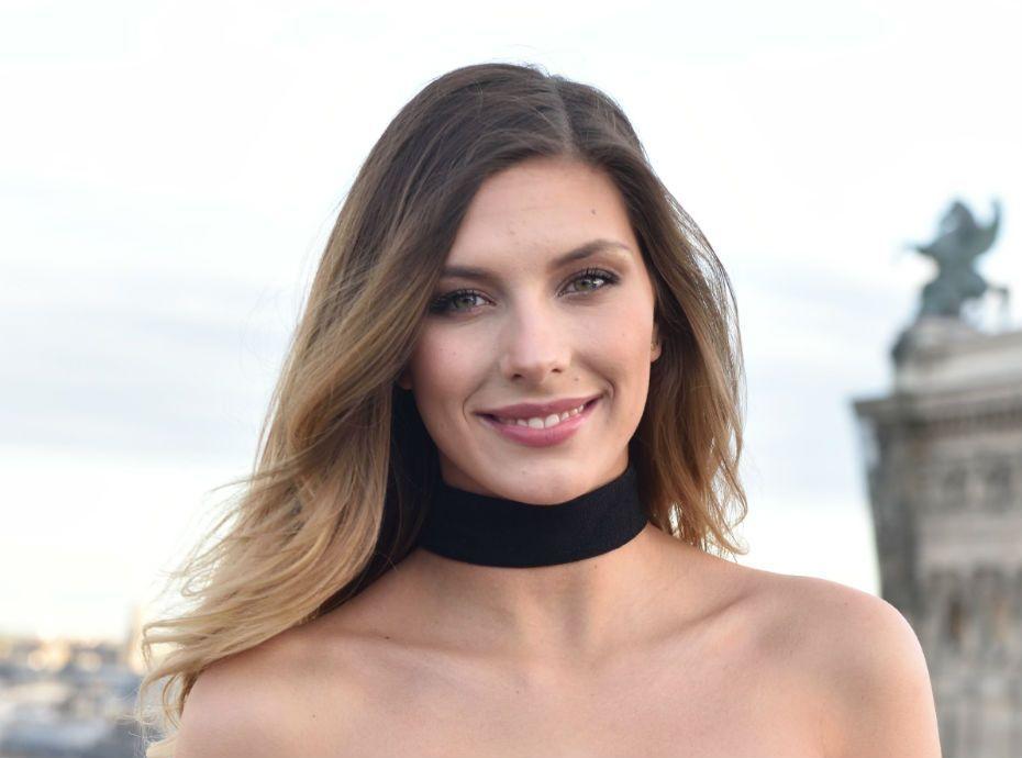 L Ex Miss France Camille Cerf Est Un Coeur 224 Prendre