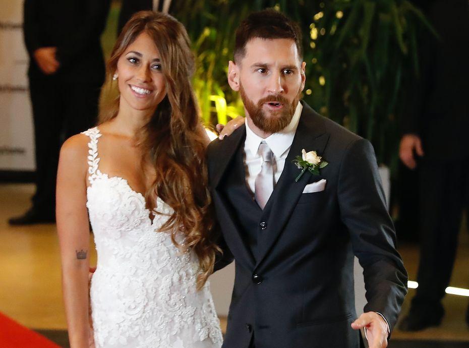 Lionel messi sa femme antonella est enceinte de leur 3e enfant - Raphael de casabianca et sa femme ...