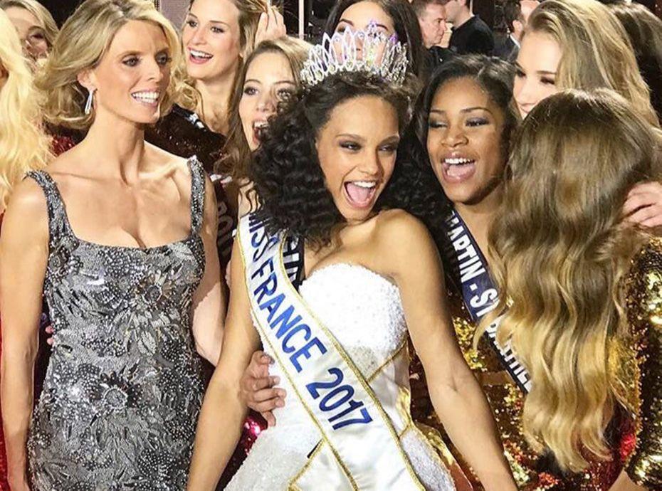 Miss france 2017 est miss guyane - Miss france guyane 2017 ...
