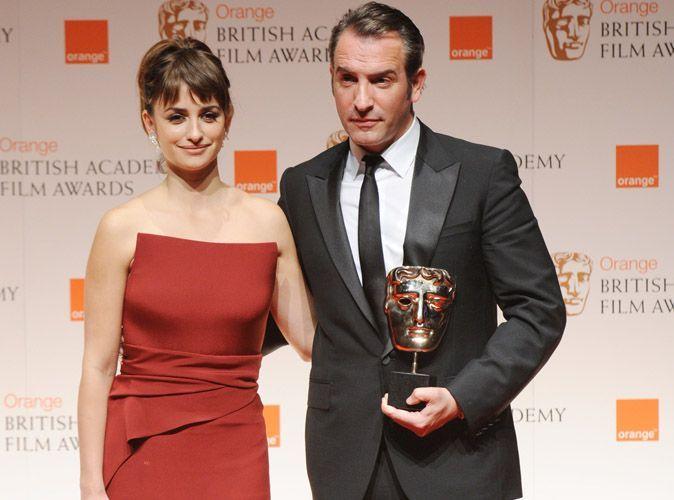 Photos bafta 2012 nouveau triomphe pour jean dujardin for Gaelle et jean dujardin