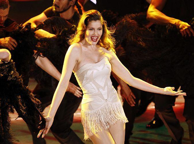 Photos laetitia casta beaut divine qui chante et danse en italie - Canta casta diva ...