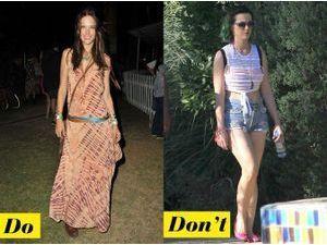 Mode : Coachella : Katy Perry, Alessandra Ambrosio ou encore Selena Gomez, quand les stars se lâchent sur leur look !