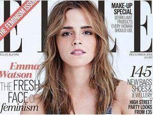 Beauté : Emma Watson : toujours aussi captivante pour le ELLE UK !