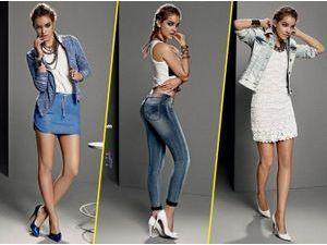 Mode : Barbara Palvin une beauté Rock n Roll pour GAS Jeans