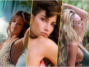 Mode : Photos : Alessandra, Lily, Candice... les Anges Victoria's Secret plus hot que jamais dans le trailer du show spécial maillots de bain !