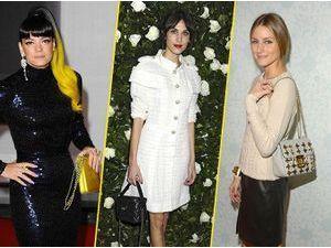 Photos : Lily Allen, Kylie Jenner, Alexa Chung... : les plus grandes it-girl préfèrent les petits sacs !