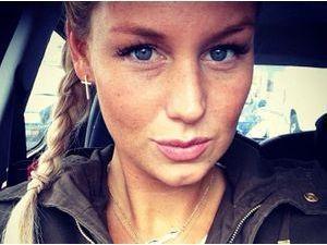 Aurélie Van Daelen : excès d'UV ?