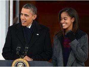 Barack Obama : sa fille Malia fait ses premiers pas à Hollywood !