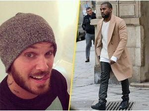 M. Pokora : absolument fan de Kanye West !