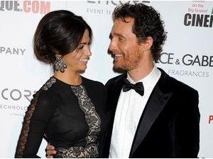 "Matthew McConaughey: ""Ma femme a su me dompter !"""