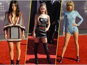 MTV VMA 2014 : Kim Kardashian, Ariana Grande, Taylor Swift… Le meilleur et le pire du red carpet !