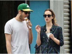 Photos : Adam Brody et Leighton Meester : pause gourmande en tête-à-tête !