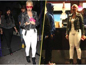 Photos : Blac Chyna : elle continue de déclarer la guerre à Kim Kardashian, Nick Cannon s'en mêle !