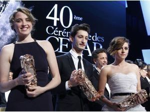 Photos : César 2015 : découvrez le palmarès complet et les gagnants avec leurs trophées !