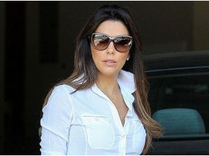 Photos : Eva Longoria : elle n'en finit plus d'avoir la bougeotte !