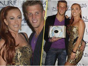 Photos : Gaëlle et Jordan (Les Ch'tis) : fous amoureux, ils affichent leur idylle sur red carpet !
