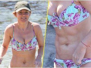 Photos : Geri Halliwell : son bikini body, c'est du béton !
