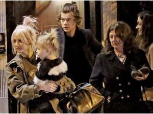 Photos : Harry Styles : il profite de la fin de son break avec ses proches !
