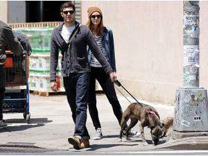 Photos : Leighton Meester : elle avait déjà le coup de coeur pour Adam Brody avant même de le rencontrer !
