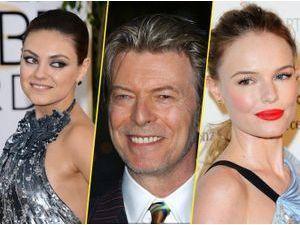 Photos : Mila Kunis, David Bowie, Kate Bosworth... : ces stars qui ont les yeux vairons !