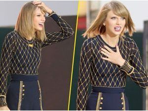 Photos : Taylor Swift : touchée par l'amour de ses fans !