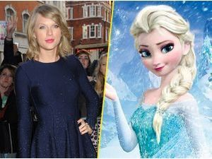 Photos : Taylor Swift : artiste la plus vendeuse… Derrière la Reine des neiges !