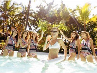 Exclusivité Public : à Punta Cana dans les coulisses du voyage de Miss France...