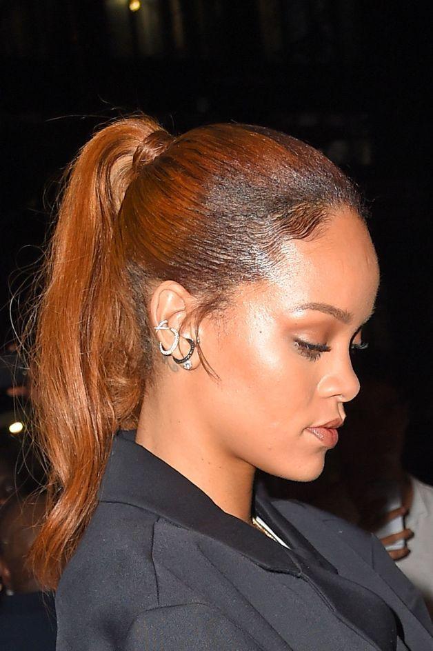 Belle coiffure avec greffe