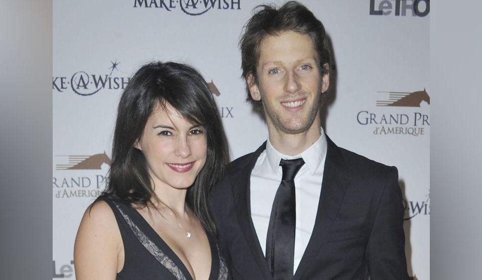 Marion Jollès : l'épouse de Romain Grosjean enceinte de son troisième enfant !