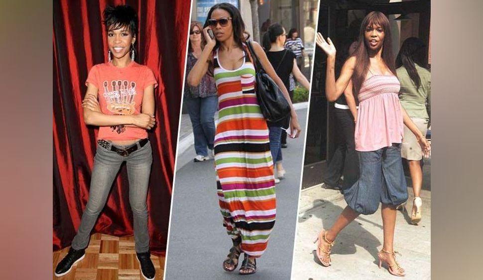 Photos : Michelle Williams (Destiny's Child) : retour sur son parcours fashion semé d'embûches !